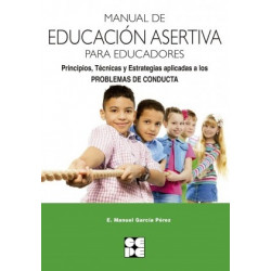 Manual de educación asertiva para educadores