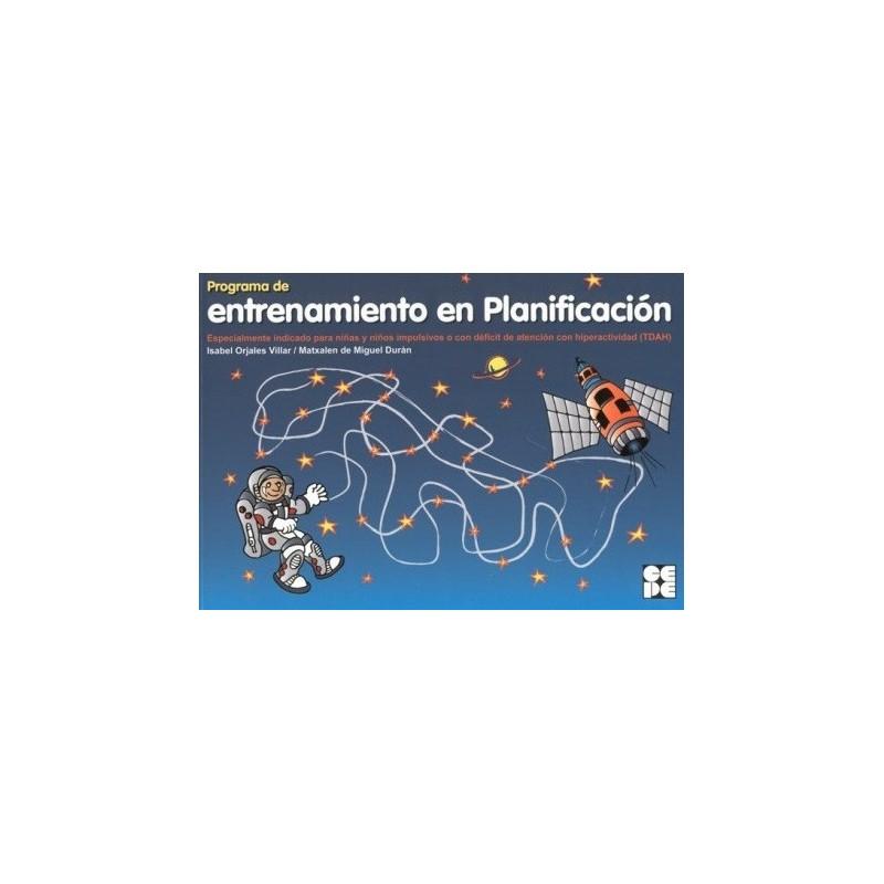 Programa de entrenamiento el planificación
