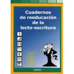 Cuadernos de reeducación de la lecto-escritura