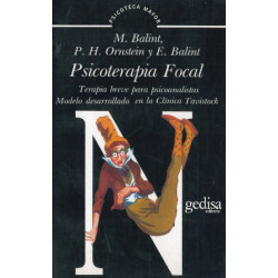 Psicoterapia focal