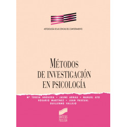 Métodos de investigación en psicología