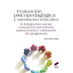 Evaluación psicopedagógica y orientación educativa
