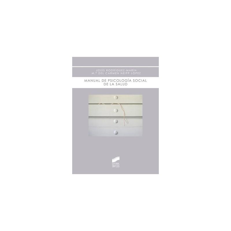 Manual de psicología social de la salud