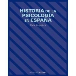 Historia de la psicología en España