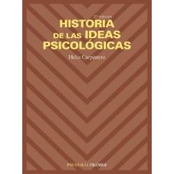 Historia de las ideas psicológicas