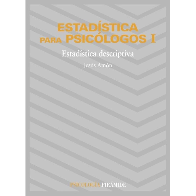 Estadística para psicólogos