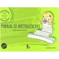 Vengo con el manual de instrucciones bajo el brazo