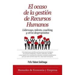 El ocaso de la gestión de recursos humanos