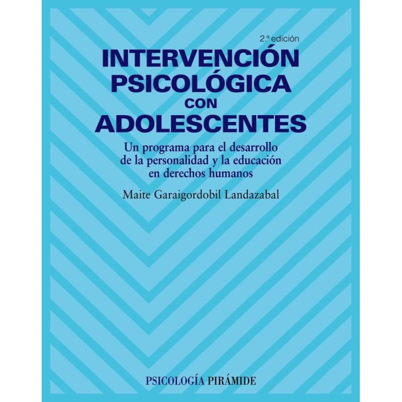 Intervención psicológica con adolescentes