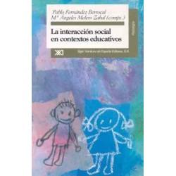 La interacción social en contextos educativos