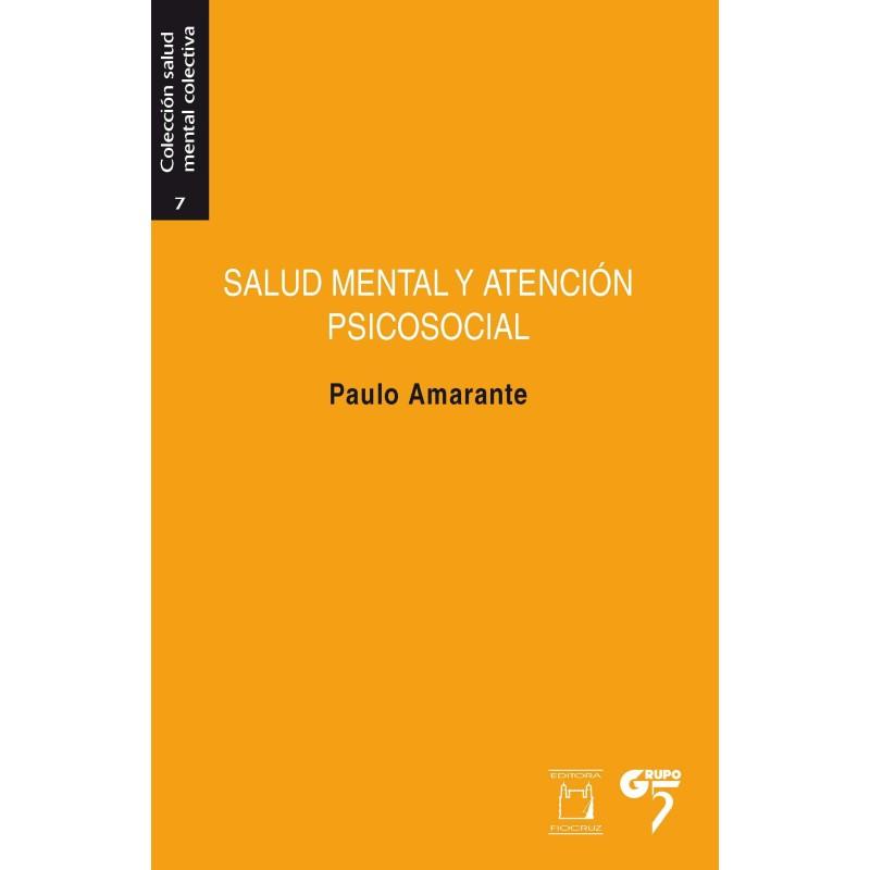 Salud mental y atención psicosocial