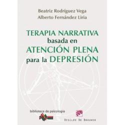 Terapia narrativa basada en la atención plena para la depresión