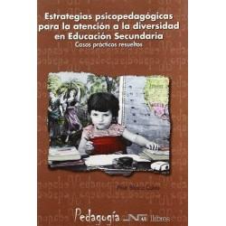 Estrategias psicopedagógicas para la atención a la diversidad en Educación Secundaria