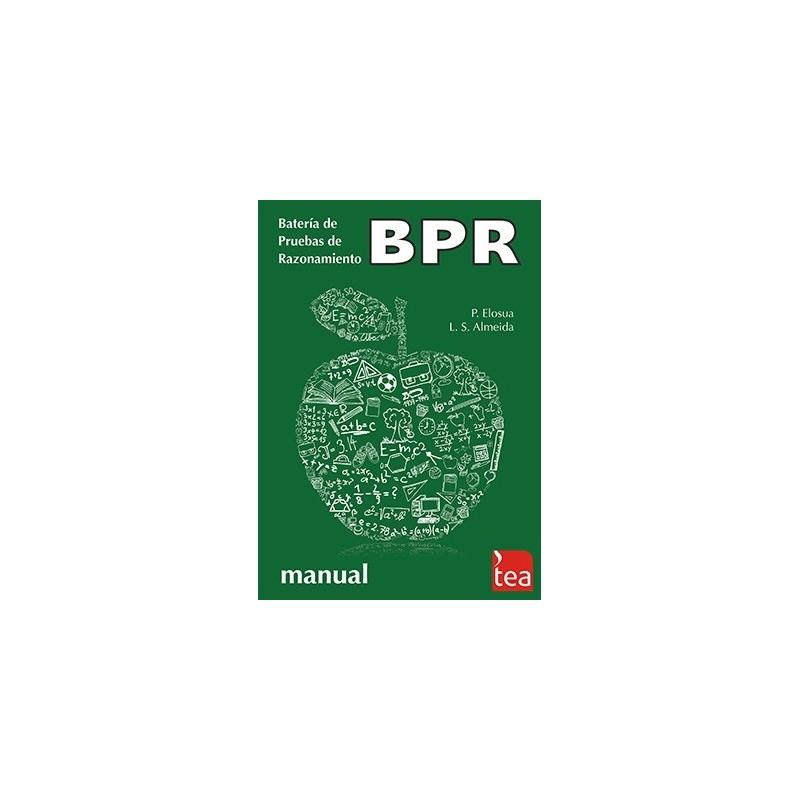 BPR. Batería de Pruebas de Razonamiento
