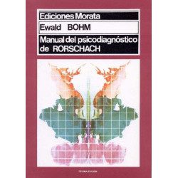 Manual del psicodiagnóstico de Rorschach
