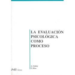 La evaluación psicológica como proceso