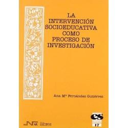 La intervención socioeducativa como proceso de investigación