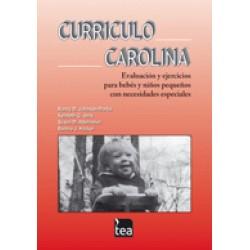 Currículo Carolina