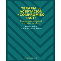 Terapia de Aceptación y Compromiso (ACT)