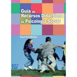 Guía de recursos didácticos de psicología social