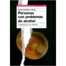 Personas con problemas de alcohol