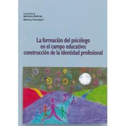 La formación del psicólogo en el campo educativo