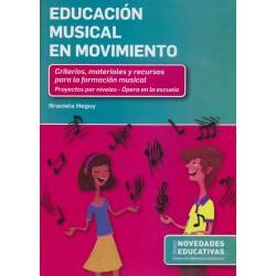 Educación musical en movimiento