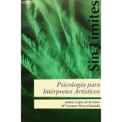 Psicología para intérpretes artísticos