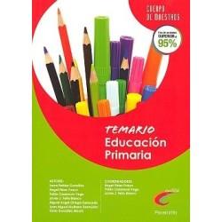 Temario Educación Primaria
