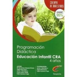Programación didáctica. Educación infantil. CRA