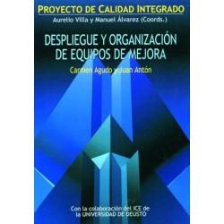 Despliegue y organización de equipos de mejora