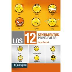 Los 12 sentimientos principales