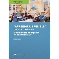 """Aprendizaje visible"" para profesores"