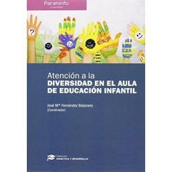 Atención a la diversidad en el aula de Educación Infantil