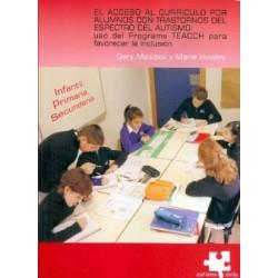 El acceso al currículo por alumnos con trastornos del espectro del autismo