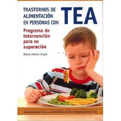 Trastornos de la alimentación en personas con TEA