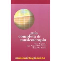 Guía completa de musicoterapia