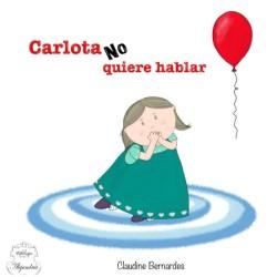 Carlota no quiere hablar
