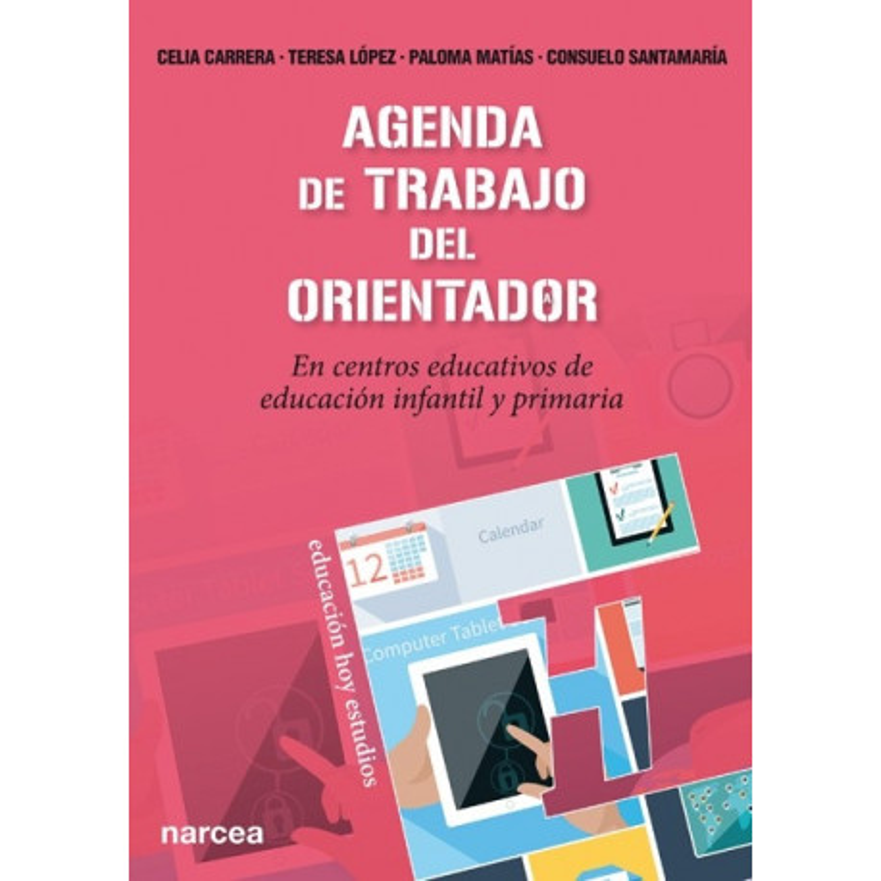 Agenda de trabajo del orientador