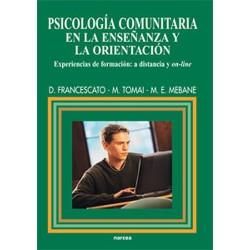 Psicología comunitaria en la enseñanza y la orientación