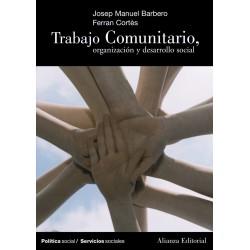 Trabajo comunitario, organización y desarrollo social