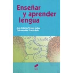 Enseñar y aprender lengua