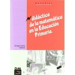 Didáctica de la matemática en la Educación Primaria