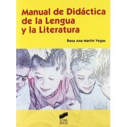 Manual de didáctica de la lengua y la literatura