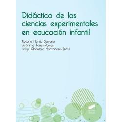 Didáctica de las ciencias experimentales en educación infantil