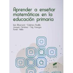 Aprender a enseñar matemáticas en la educación primaria