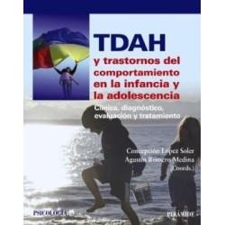 TDAH y trastornos del comportamiento en la infancia y la adolescencia