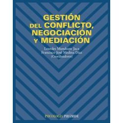 Gestión del conflicto, negociación y mediación