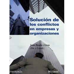 Solución de conflictos en empresas y organizaciones
