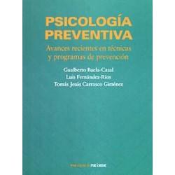 Psicología preventiva